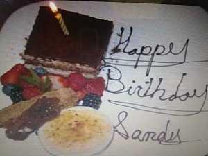 Mi sí cumpleaños