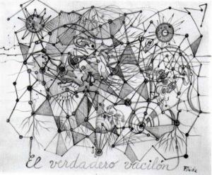 """""""El verdadero vacilón"""" by Frida Kahlo"""