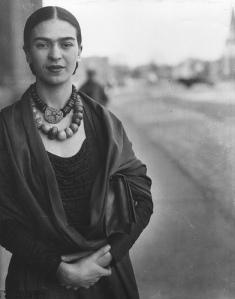 Frada Kahlo en San Franciasco