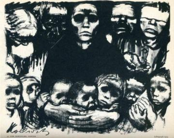 The Survivors - Käthe Kollwitz