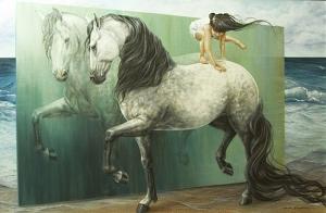 El equilibrio by Chelin Sanjuan