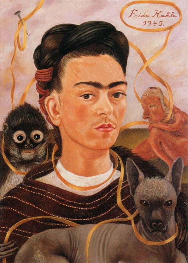 «Donde no puedas amar, no te demores» by Frida Kahlo