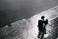 """""""PARIS"""" photograph printed by Ed van der Elsken"""