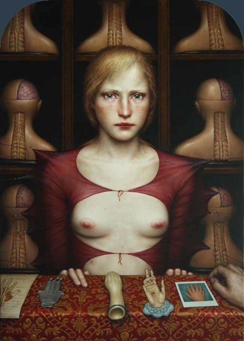 "2010, ""NUDITAS"" by ©Dino Valls"