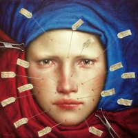 "2006, ""LECTIO"" by ©Dino Valls"