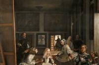 Las medians by Diego Velázquez